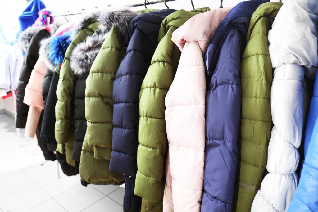 Washing Winter Coats